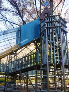 Such a high playground!