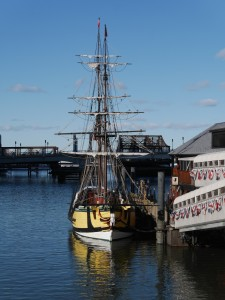 Boston Tea Party Ship.
