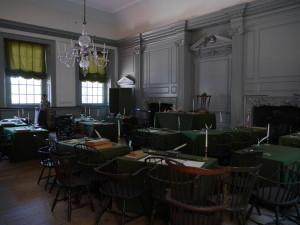 Main Assembly Room.